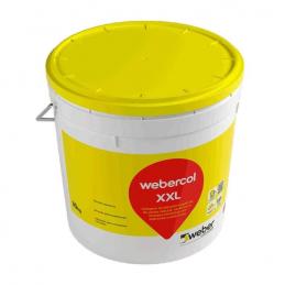 WEBERCOL XXL BRANCO 10 KG...