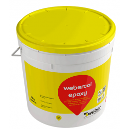 WEBERCOLOR EPOXY BRANCO 10...