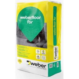 WEBERFLOOR FOR 25 KG REF:...