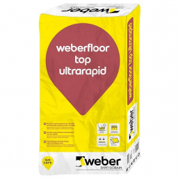 WEBERFLOOR TOP ULTRARAPID...